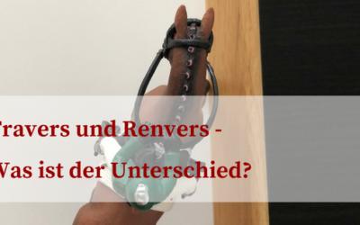 Unterschied von Travers und Renvers